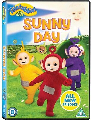 Teletubbies - Brand New Series - Sunny Day [DVD]