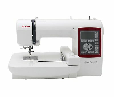 Janome Memory Craft 230E MC230E Embroidery Machine with Bonus Bundle