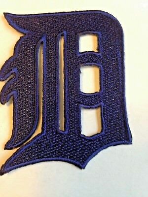 Detroit Tigers MLB Jersey Patch Comerica Park Iron On Sew on Shirt Jacket Hoodie