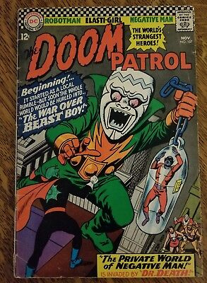 Doom Patrol (1964) #107 - Good