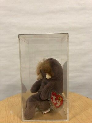 JOLLY ty beanie baby - Beanie Babies for the Brave - TAGS GOOD CONDITION