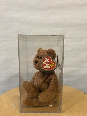 CURLY ty beanie baby - Beanie Babies for the Brave - TAGS, RARE