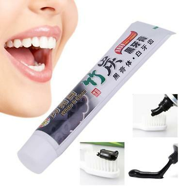 1 / 2 / 5 / 10 PCS 100 g de carbon de bambu Teeth Whitening Toothpaste