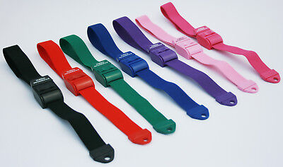 10 x Tourniquet Quick Slow. Pink, Red, Black, Pink, Purple, Red, Blue, Green