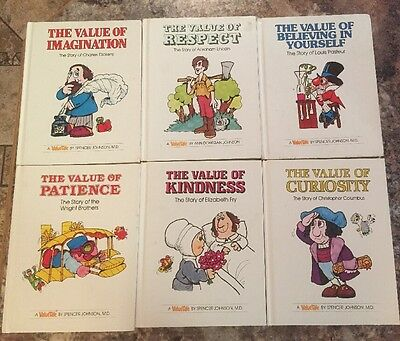 Lot of 12 vintage Value Tales books Johnson Dickens Curie Keller Cochise Wright