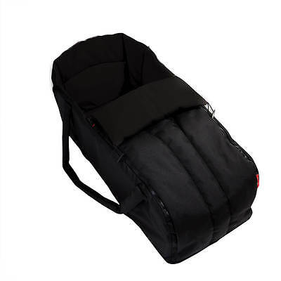 Phil & Teds Cocoon Baby Carrycot Black NEW