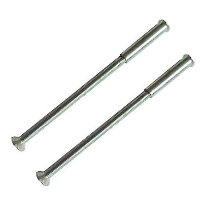 20  M3 Bolt and Sleeve, for Handle Roses and Escutcheons, Lenght 50mm, Sleeve:20