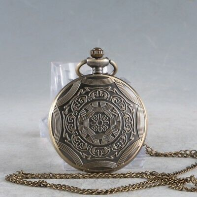 European Exquisite Classical Pocket Watch