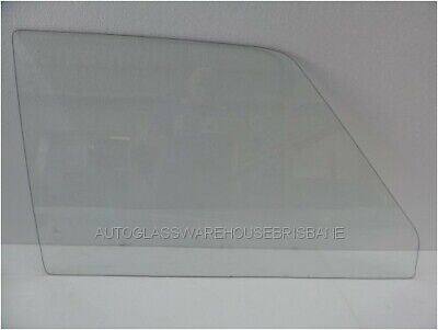 MAZDA 1000 - 1967 to 1973 - UTE - RIGHT SIDE FRONT DOOR GLASS - CLEAR -NEW