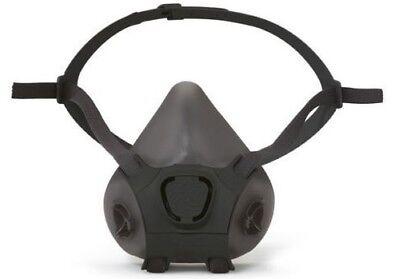 MOLDEX 7005 Silicon Light Weight Half Face Mask Respirator 7000 Series MEDIUM