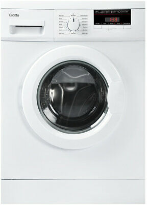 NEW Esatto EFLW75 7.5kg Front Load Washing Machine
