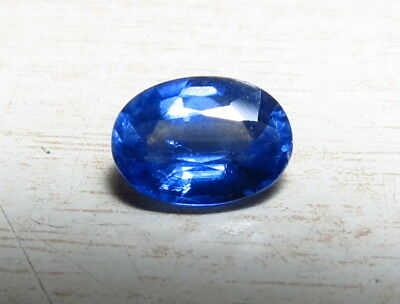 7x5mm HIGH QUALITY NEPAL KYANITE faceted OVAL CUT LOOSE GEMSTONE