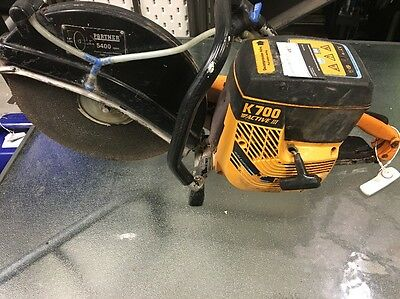 Partner K700 Active III Power Cutter / Concrete Cutter QUICK CUT