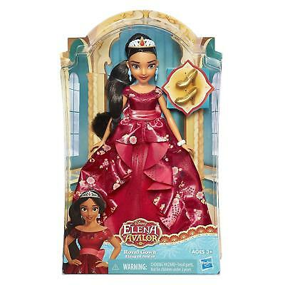 Disney Elena of Avalor Royal Gown Doll Removable Fashion Accessories Girls Toy