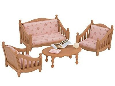 Sylvanian Families furniture sofa arm chair set Epoch Calico Critters From JAPAN