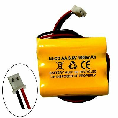 Ni-MH AA1500mah 3.6v JL Battery Replacement for Emergency / Exit Light