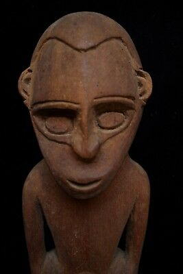 Old Ancestral Figure - New Guinea 1960's