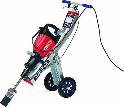 HILTI TE TE 1000-AVR FLOORING PACKAGE w/ CART- #3538732- NEW w/ WARRANTY!!