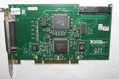 National instruments PCI-DIO-32HS High Speed Digital card 183480E-01 Used/Teste
