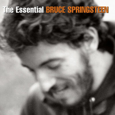 BRUCE SPRINGSTEEN - The Essential 2 CD *NEW* Very Best Of, Greatest Hits