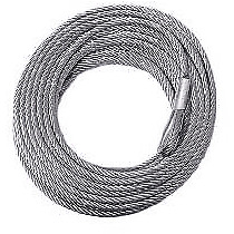 Sherpa 4x4 Steel Winch Cable 786265571434