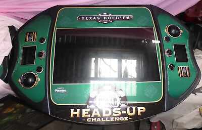 Poker Table ( Electronic) Heads up Challenge