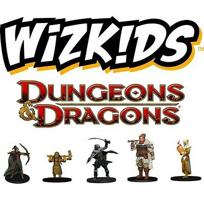 D&D Icons of the Realms: Tyranny of Dragons Starter Set z.B. Drizzt Version 2014