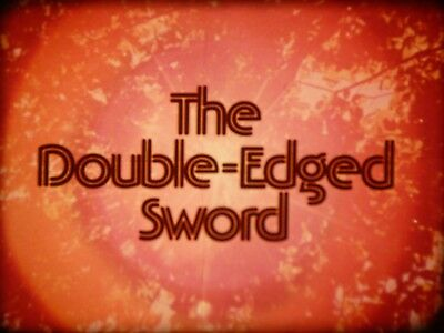 The Double Edged Sword 1976 16mm short film Documentary Radiation Safety