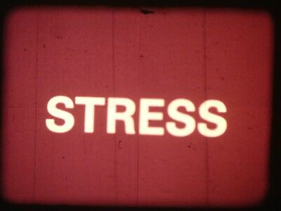 Stress The World Of Hans Selye 1974 16mm short film