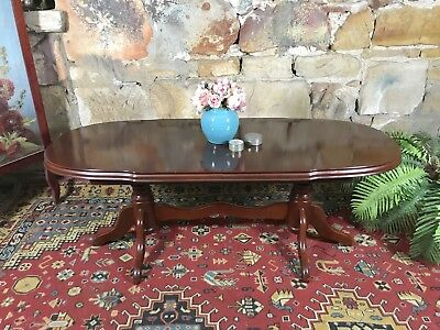 Vintage French Louis Style Extension Coffee/Supper Table~Rare
