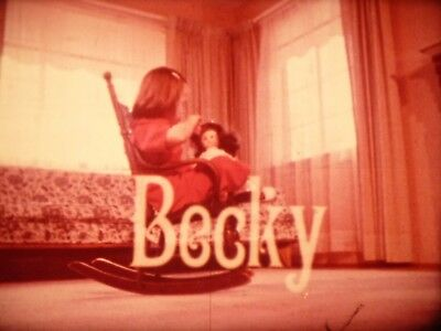 Becky 16mm short film 1967