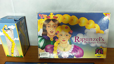 2000 Board Game - Rapunzel's Revenge Game