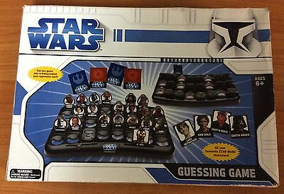 2008 Board Game - Star Wars Guessing Game