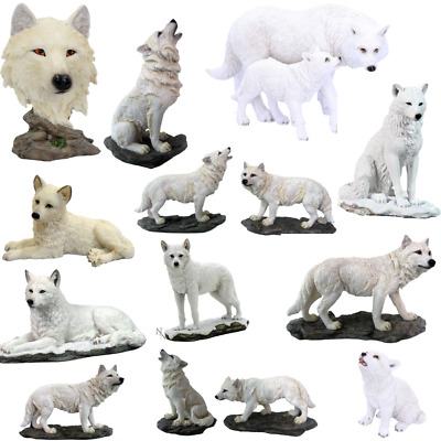 TWIN PACK WOLF BOOK ENDS BY NEMESIS NOW FREE UK POST NR BNIB 20.3CM TALL