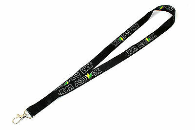 JDM AS FCK BLACK Lanyard - Honda Integra DC2 DC5 CIVIC EG EK Type R K20a B18c5 V