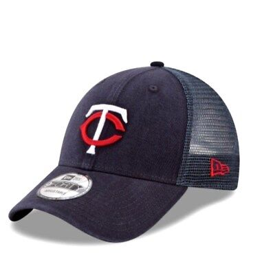 finest selection bec50 f2ad3 Minnesota Twins New Era Trucker 9forty Adjustable Hats, Caps