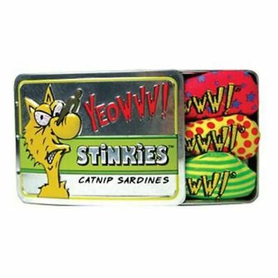 Yeowww Tin Of Stinkies (PACK OF 4)