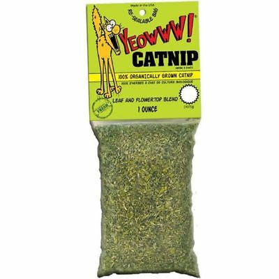 Yeowww Catnip Bags 1 oz (PACK OF 4)