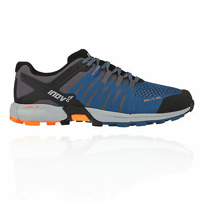 Inov8 Mens Roclite 305 Trail Running Shoes Trainers Sneakers Blue Sports