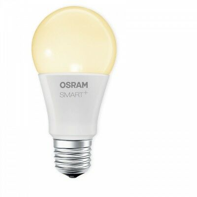 OSRAM SMART+ LED E27 Lampe 9W 60W 2700K warmweiß dimmbar Apple HomeKit Siri