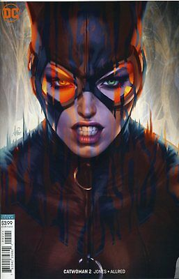 Catwoman #2 Variant Ed (2018) - Dc - F604