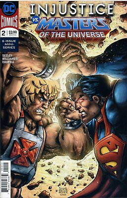 Injustice Vs The Masters Of The Universe #2 (Of 6) - Dc - Us-Comic - F609