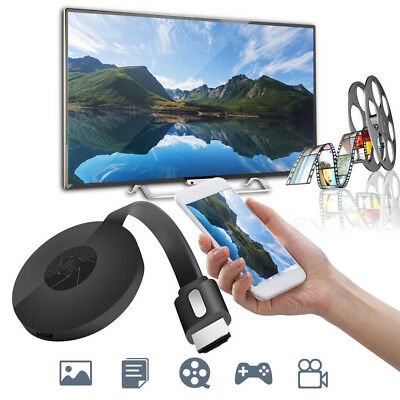 For Miracast 1080P Chromecast 2 Digital HDMI Media Video Streamer 3nd Generation