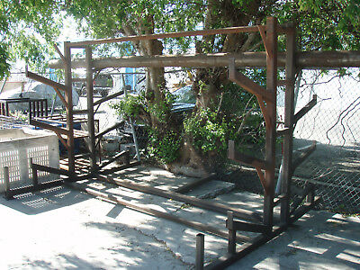 Free Standing Storage Racks for Structural Steel, Angle Iron, Pipe, Heavy Duty