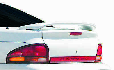 PAINTED DODGE STRATUS 2-DOOR AND 4-DOOR CUSTOM STYLE II SPOILER 2001-2006
