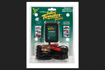 Battery Tender Junior Automatic Battery Charger 12 volts 750 mA