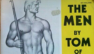 The men of Tom of Finland Gay interest Magazine/book