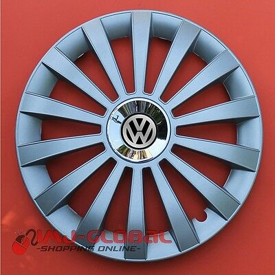 "4 Enjoliveurs 14"" Vw Volkswagen Passat Bora Lupo Golf Up Beetle Meridianr"