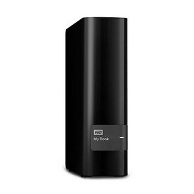 Western Digital My Book 4TB,External,7200 RPM (WDBFJK0040HBK-NA) Desktop HDD