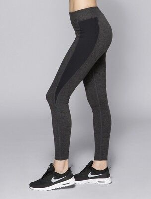 "Alala"" All Day Tight"" in Charcoal & Black Leggings"